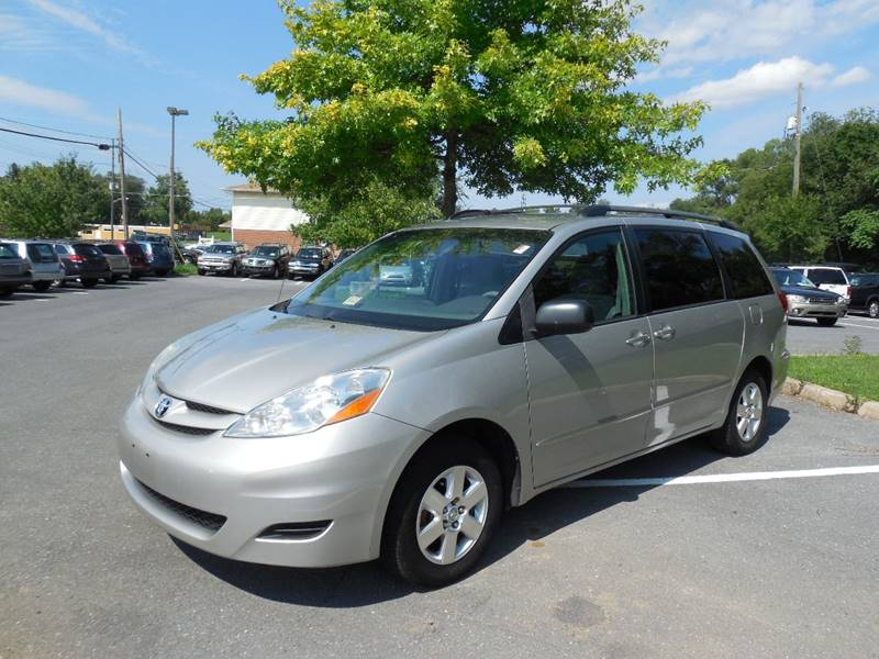 2006 Toyota Sienna For Sale At Auto Bahn Motors In Winchester VA