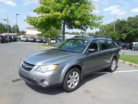 2008 Subaru Outback for sale at Auto Bahn Motors in Winchester VA