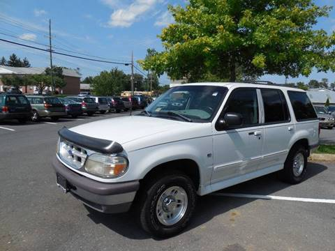 1997 Ford Explorer for sale at Auto Bahn Motors in Winchester VA