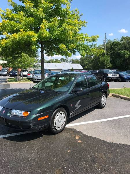 2001 Saturn S-Series for sale at Auto Bahn Motors in Winchester VA