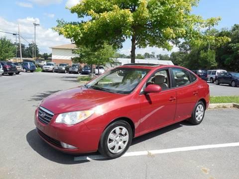 2008 Hyundai Elantra for sale in Winchester, VA
