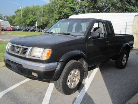 1999 Nissan Frontier for sale in Winchester, VA