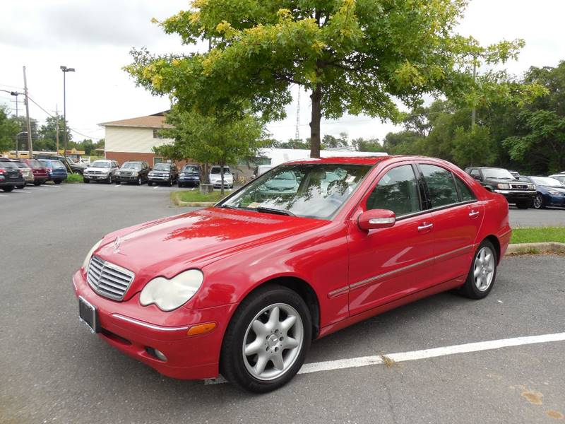 2004 mercedes benz c class c 240 4matic in winchester va auto bahn motors. Black Bedroom Furniture Sets. Home Design Ideas