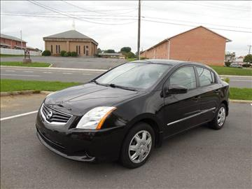 2010 Nissan Sentra for sale at Auto Bahn Motors in Winchester VA