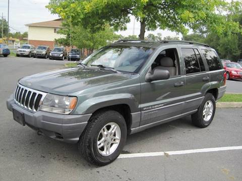 2002 Jeep Grand Cherokee for sale at Auto Bahn Motors in Winchester VA