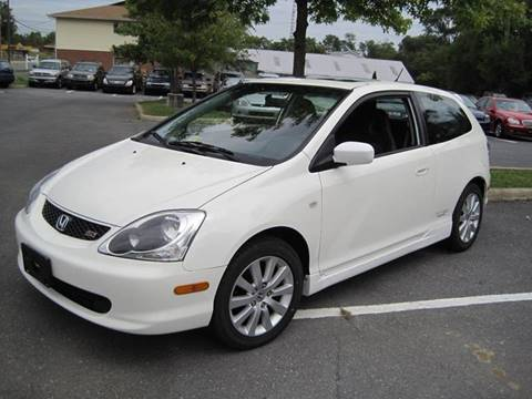 2004 Honda Civic for sale at Auto Bahn Motors in Winchester VA