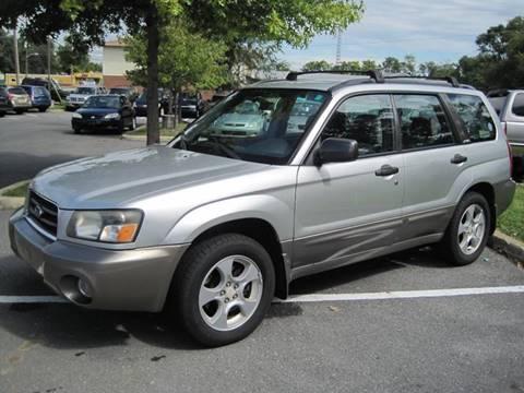 2003 Subaru Forester for sale at Auto Bahn Motors in Winchester VA