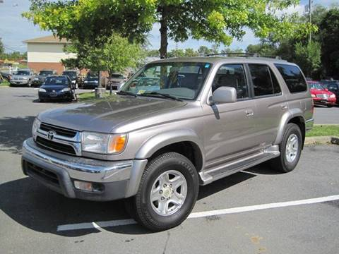 2001 Toyota 4Runner for sale at Auto Bahn Motors in Winchester VA