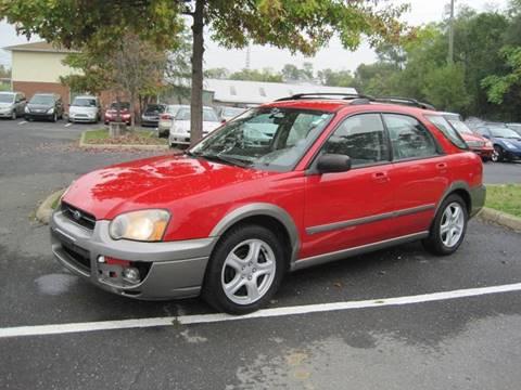 2004 Subaru Impreza for sale in Winchester, VA