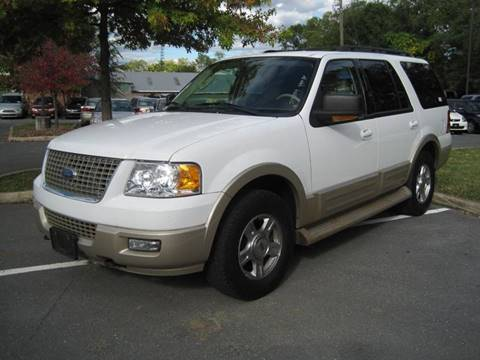 2006 Ford Expedition for sale at Auto Bahn Motors in Winchester VA
