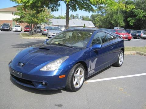 2000 Toyota Celica for sale at Auto Bahn Motors in Winchester VA
