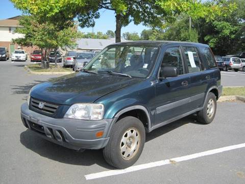 1998 Honda CR-V for sale at Auto Bahn Motors in Winchester VA