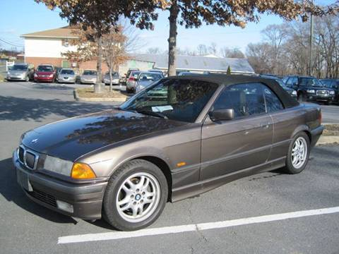 1997 BMW 3 Series for sale at Auto Bahn Motors in Winchester VA