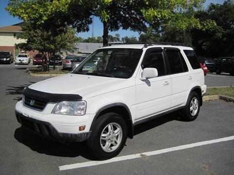 2000 Honda CR-V for sale at Auto Bahn Motors in Winchester VA