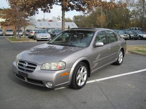 2002 Nissan Maxima For Sale In Virginia Carsforsale
