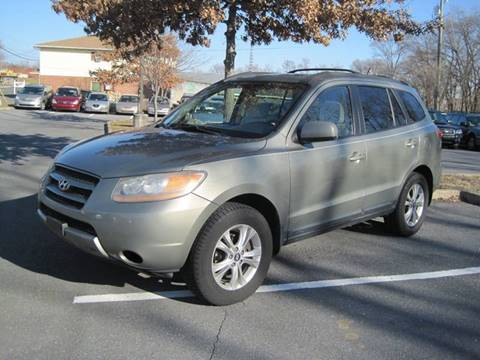 2008 Hyundai Santa Fe for sale at Auto Bahn Motors in Winchester VA