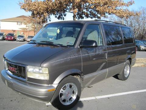 2003 GMC Safari for sale at Auto Bahn Motors in Winchester VA