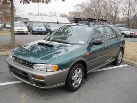1999 Subaru Impreza for sale at Auto Bahn Motors in Winchester VA
