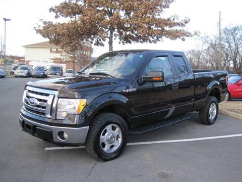 2010 Ford F-150 for sale at Auto Bahn Motors in Winchester VA