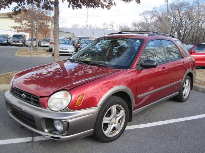 2002 Subaru Impreza Outback Sport In Winchester Va Auto Bahn Motors