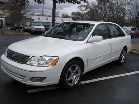 Toyota Avalon For Sale Carsforsalecom - 2001 avalon