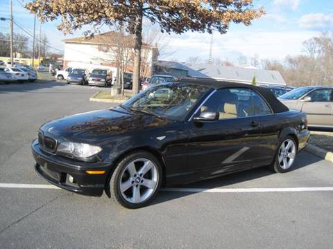 2005 BMW 3 Series for sale at Auto Bahn Motors in Winchester VA
