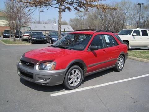 2005 Subaru Impreza for sale at Auto Bahn Motors in Winchester VA