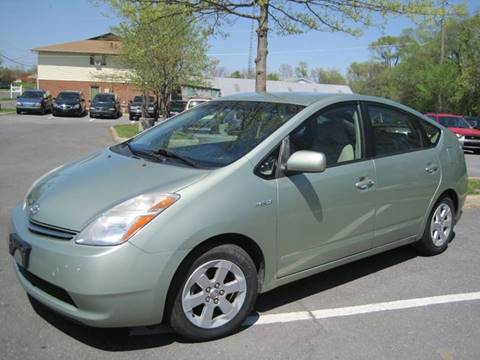 2007 Toyota Prius for sale at Auto Bahn Motors in Winchester VA