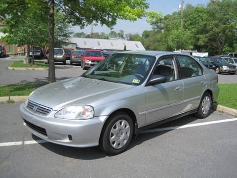 2000 Honda Civic for sale at Auto Bahn Motors in Winchester VA