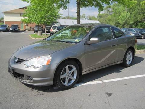 2004 Acura RSX for sale at Auto Bahn Motors in Winchester VA