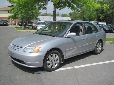 2003 Honda Civic for sale at Auto Bahn Motors in Winchester VA