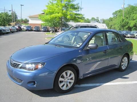 2008 Subaru Impreza for sale at Auto Bahn Motors in Winchester VA