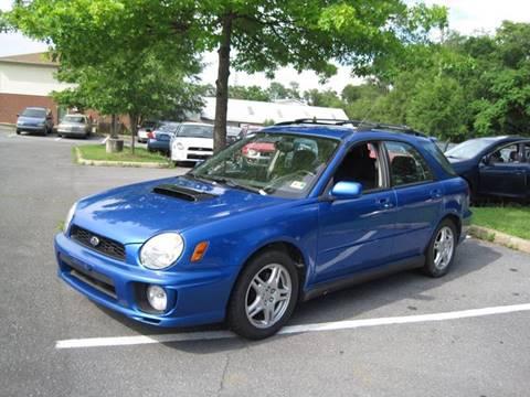 2002 Subaru Impreza for sale at Auto Bahn Motors in Winchester VA
