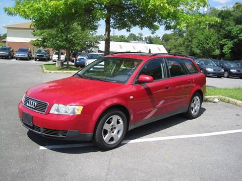 2003 Audi A4 for sale at Auto Bahn Motors in Winchester VA