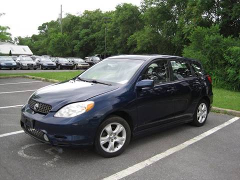 2003 Toyota Matrix for sale at Auto Bahn Motors in Winchester VA