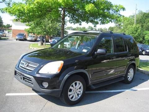 2006 Honda CR-V for sale at Auto Bahn Motors in Winchester VA