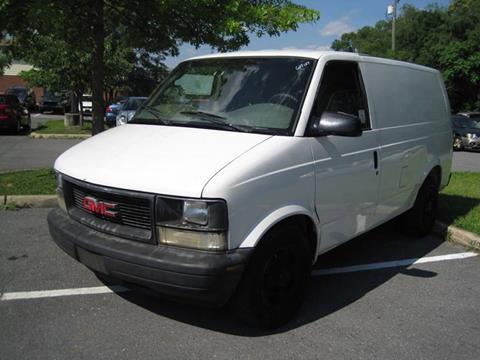 2004 GMC Safari Cargo for sale in Winchester, VA
