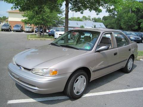 2001 Chevrolet Prizm for sale at Auto Bahn Motors in Winchester VA