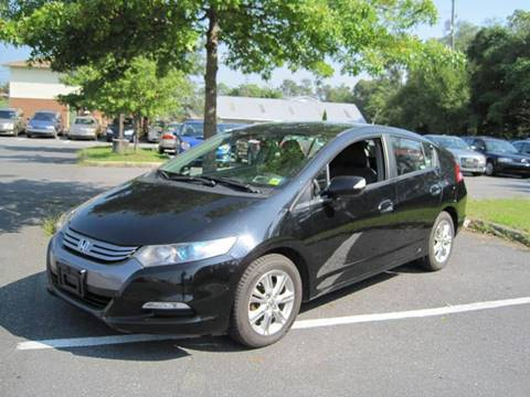 2011 Honda Insight for sale at Auto Bahn Motors in Winchester VA