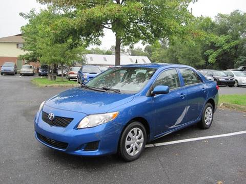 2010 Toyota Corolla for sale at Auto Bahn Motors in Winchester VA