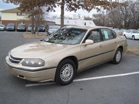 2000 Chevrolet Impala for sale in Winchester, VA