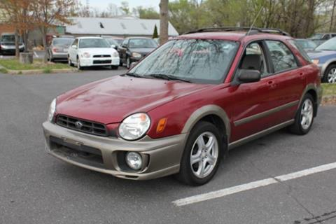 Used Subaru Impreza Hatchback >> 2003 Subaru Impreza For Sale In Winchester Va