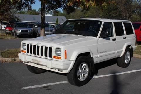 2000 Jeep Cherokee for sale in Winchester, VA