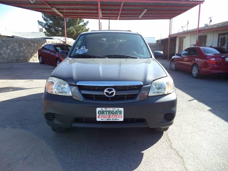 2005 Mazda Tribute I In El Paso Tx Ortegas Auto Sales