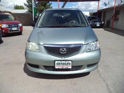 2003 Mazda MPV for sale in El Paso, TX