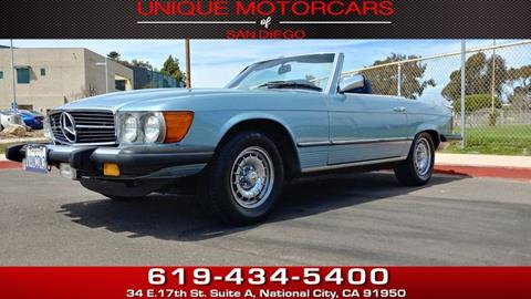 1979 Mercedes-Benz 450-Class for sale in National City, CA