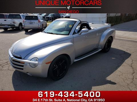 2006 Chevrolet SSR for sale in National City, CA