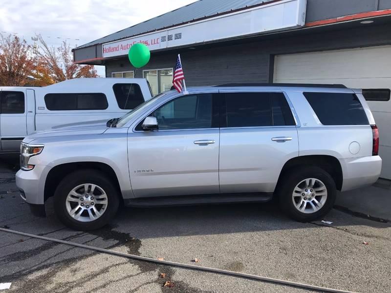 2015 Chevrolet Tahoe LT In Spokane WA - Hollands Auto Sales