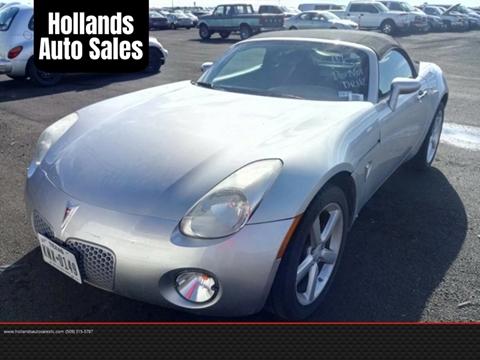 2009 Pontiac Solstice for sale in Spokane, WA
