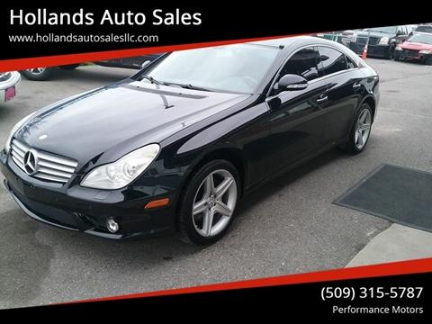 2008 Mercedes-Benz CLS for sale in Spokane, WA